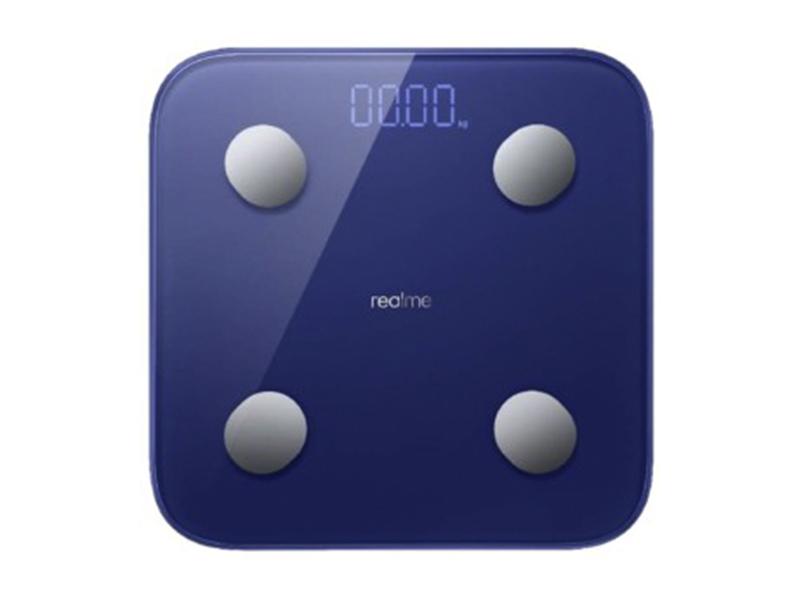 Весы напольные Realme Smart Scale Blue