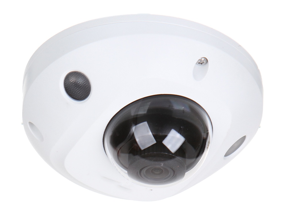 Фото - IP камера HikVision DS-2CD2563G0-IS 2.8mm White ip камера hikvision ds 2cd2563g0 iws 4mm