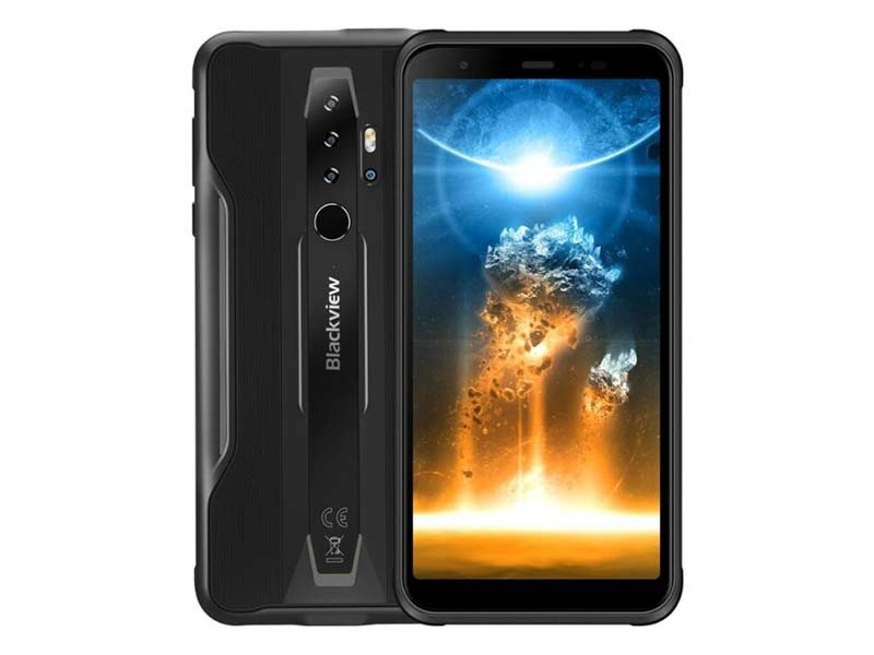 Фото - Сотовый телефон Blackview BV6300 Black сотовый телефон