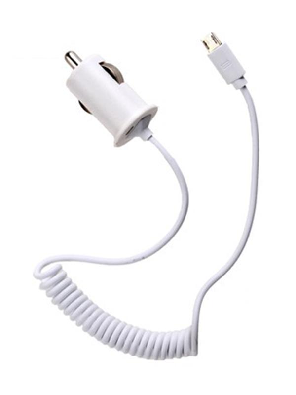 Зарядное устройство Exployd MicroUSB 1m White EX-Z-313