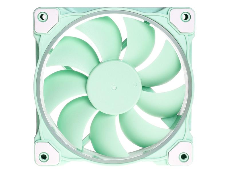 Вентилятор ID-Cooling ZF-12025 Mint Green