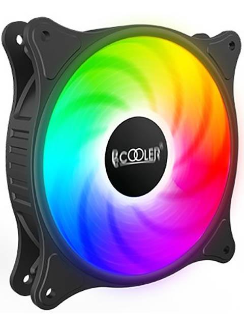 Вентилятор PCcooler 120mm FX-120-3 FIXED Color Fan