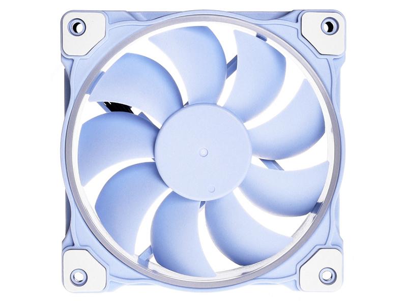 Вентилятор ID-Cooling ZF-12025 Blue