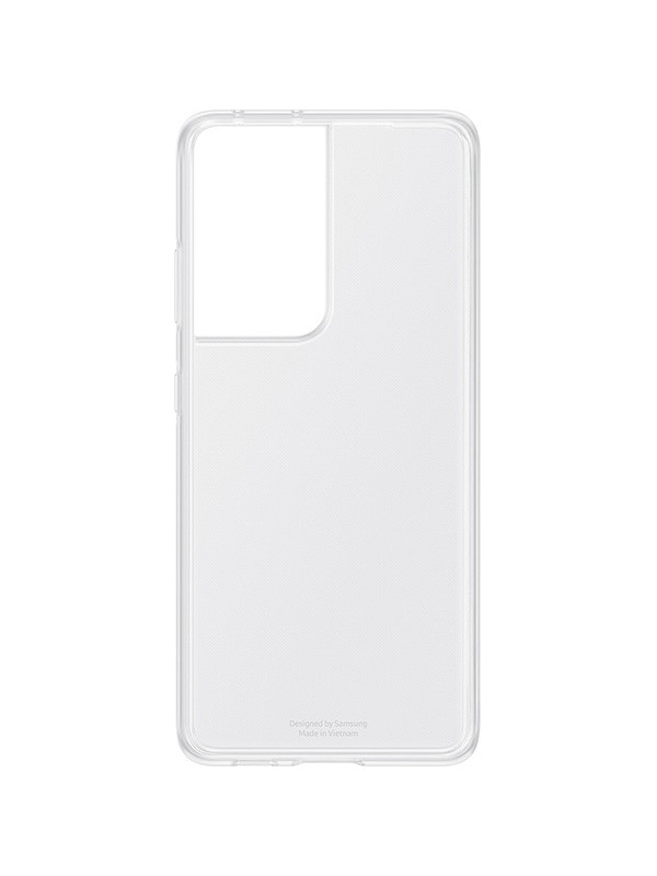 Чехол для Samsung Galaxy S21 Ultra Clear Cover Transparent EF-QG998TTEGRU