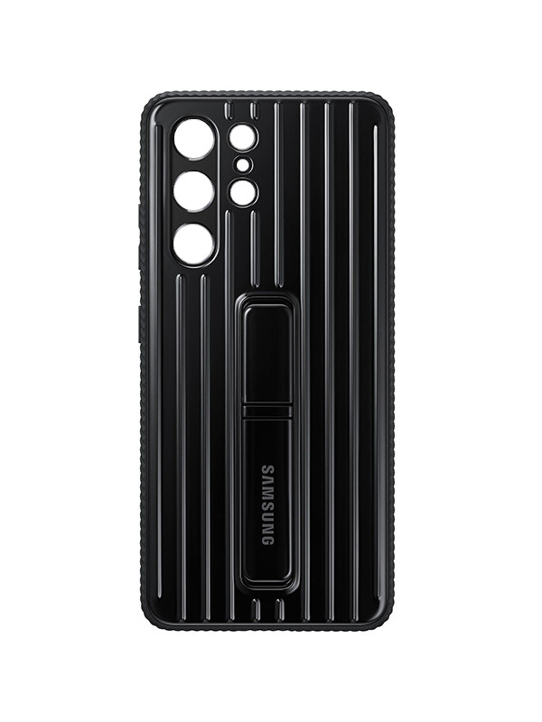 Чехол для Samsung Galaxy S21 Ultra Protective Standing Cover Black EF-RG998CBEGRU