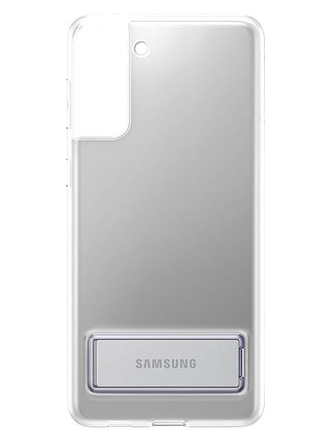 Чехол для Samsung Galaxy S21+ Clear Standing Cover Transparent EF-JG996CTEGRU