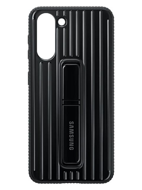 Чехол для Samsung Galaxy S21 Protective Standing Cover Black EF-RG991CBEGRU