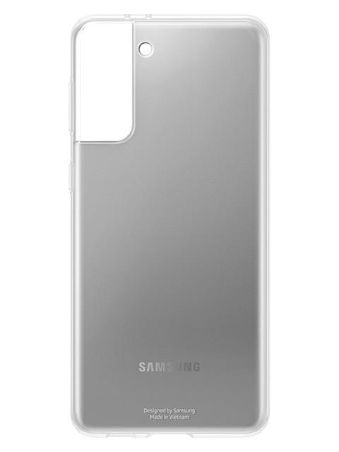 Чехол для Samsung Galaxy S21 Clear Cover Transparent EF-QG991TTEGRU