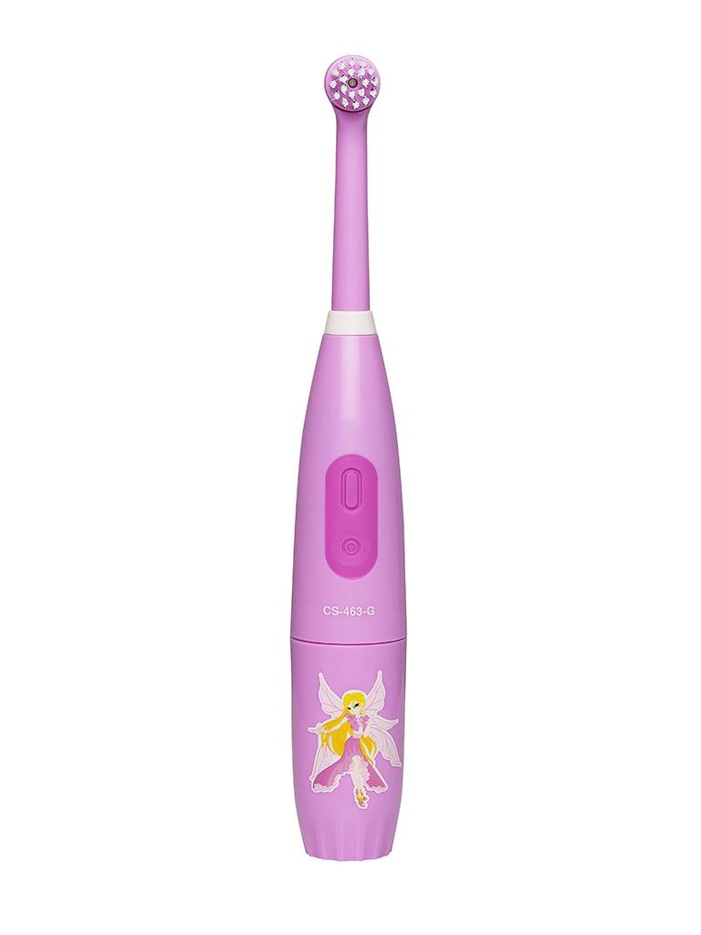 Зубная электрощетка CS Medica Kids CS-463-G Pink