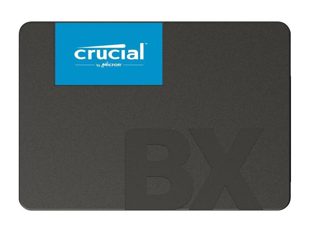 Твердотельный накопитель Crucial BX500 120Gb CT120BX500SSD1 Выгодный набор + серт. 200Р!!!