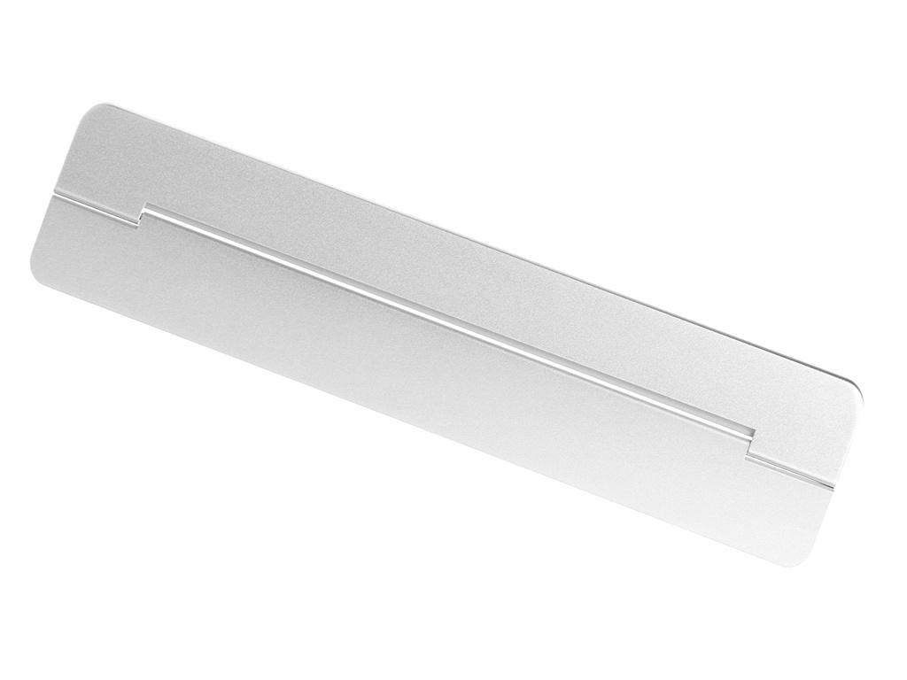Фото - Подставка для ноутбука Baseus Papery notebook holder Silver SUZC-0S беспроводная зарядка baseus wxix 0s silver серебристый