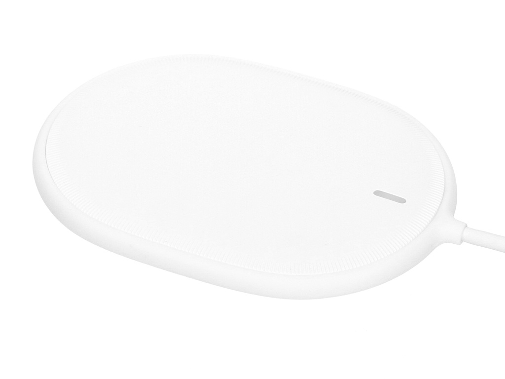 Зарядное устройство Baseus Light Magnetic Wireless Charger White WXQJ-02
