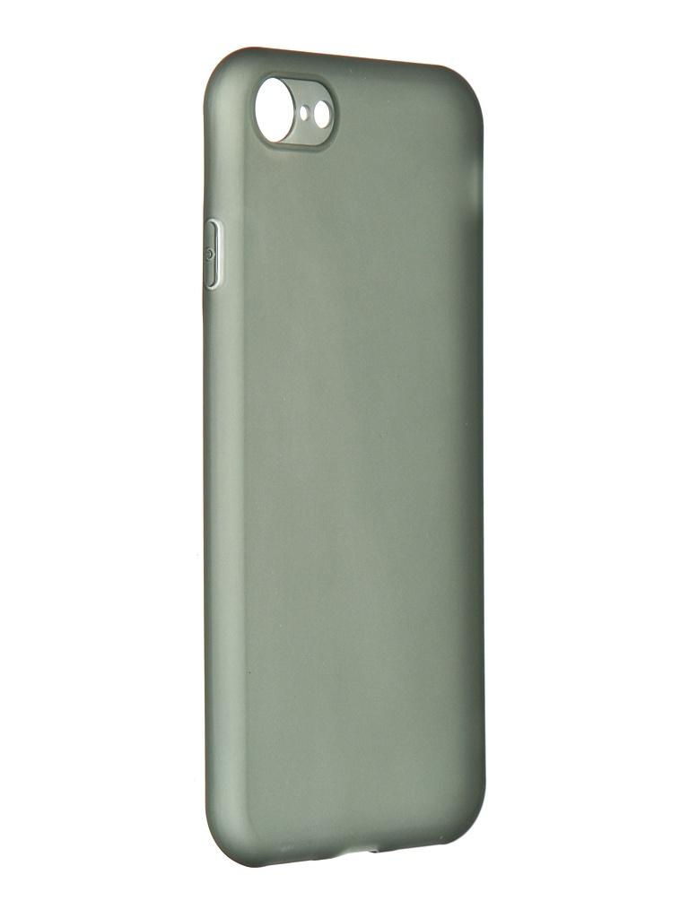 Чехол Red Line для APPLE iPhone SE 2020 Ultimate Green Semi-Transparent УТ000022258