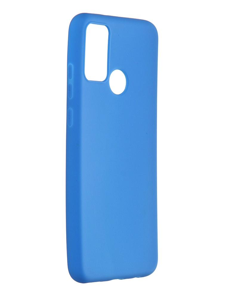 Чехол Red Line Ultimate для Huawei Honor 9A Light Blue УТ000022121