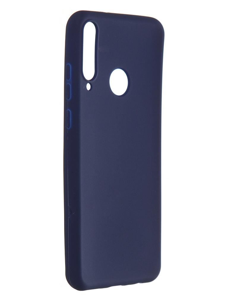 Чехол Red Line Ultimate для Huawei Honor Y6P Blue УТ000022158