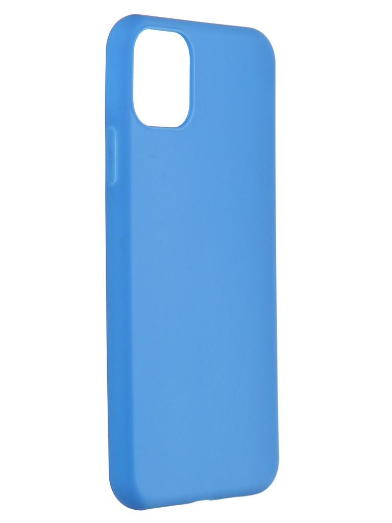 Чехол Red Line для APPLE iPhone 11 Pro Max Ultimate Lighting-Blue УТ000022203