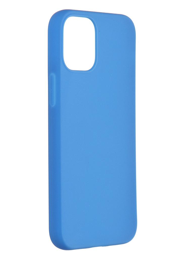 Чехол Red Line для APPLE iPhone 12 mini Ultimate Lighting-Blue УТ000022216