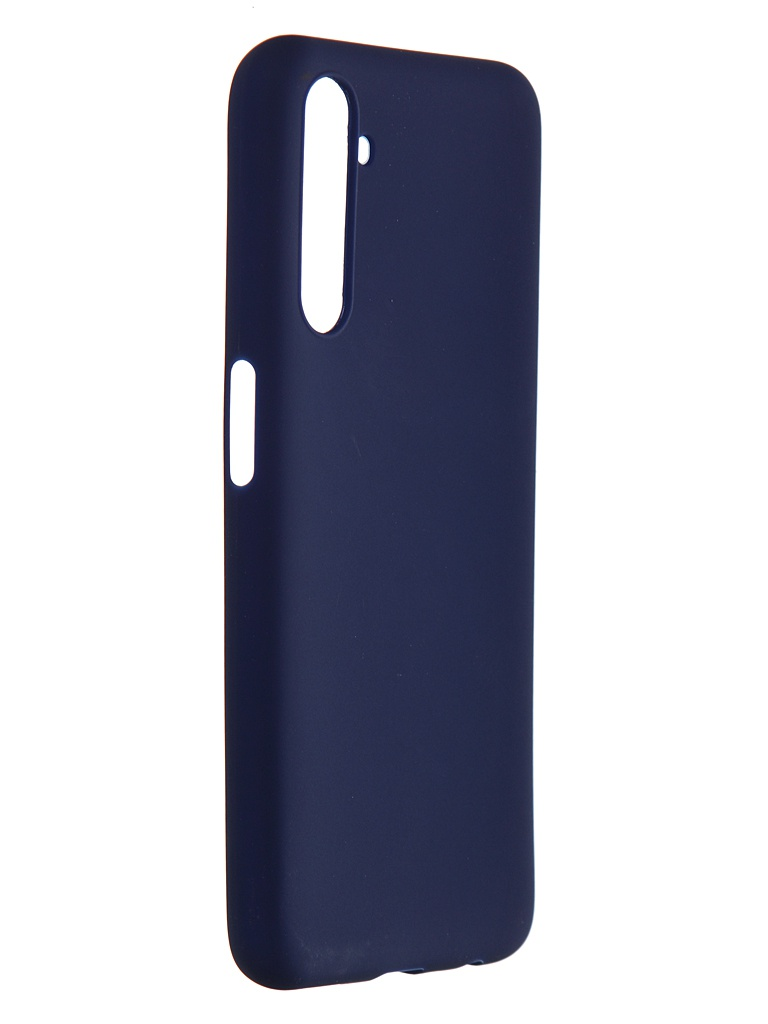 Чехол Red Line для Realme 6 Narzo Ultimate Blue УТ000022322