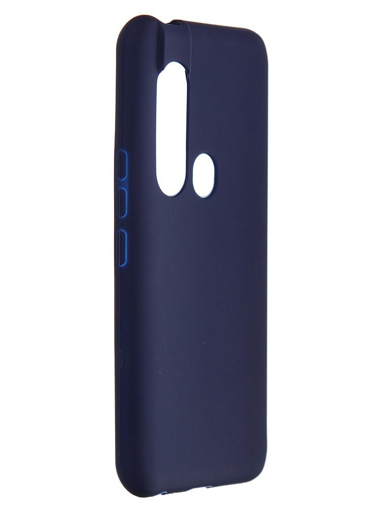 Чехол Red Line для Tecno Camon 15 Pro(CD8) Ultimate Blue УТ000022465 сотовый телефон tecno camon 15 dark jade