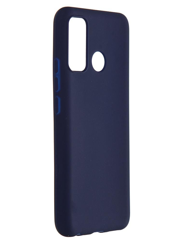 Чехол Red Line для Tecno Camon 15/CD7/Hot 9 Ultimate Blue УТ000022473 сотовый телефон tecno camon 15 dark jade