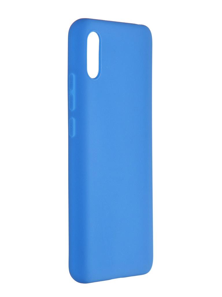 Чехол Red Line для Xiaomi Redmi 9A Ultimate Light Blue УТ000022544