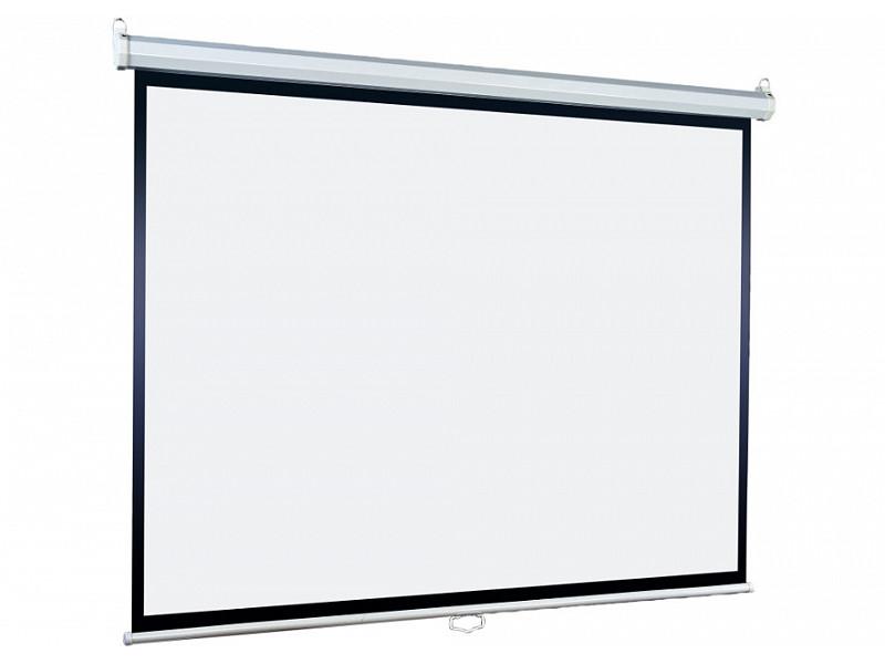 Фото - Экран Lumien Eco Picture 115х180cm Matte White LEP-100121 экран настенно потолочный lumien eco picture lep 100110 214x214