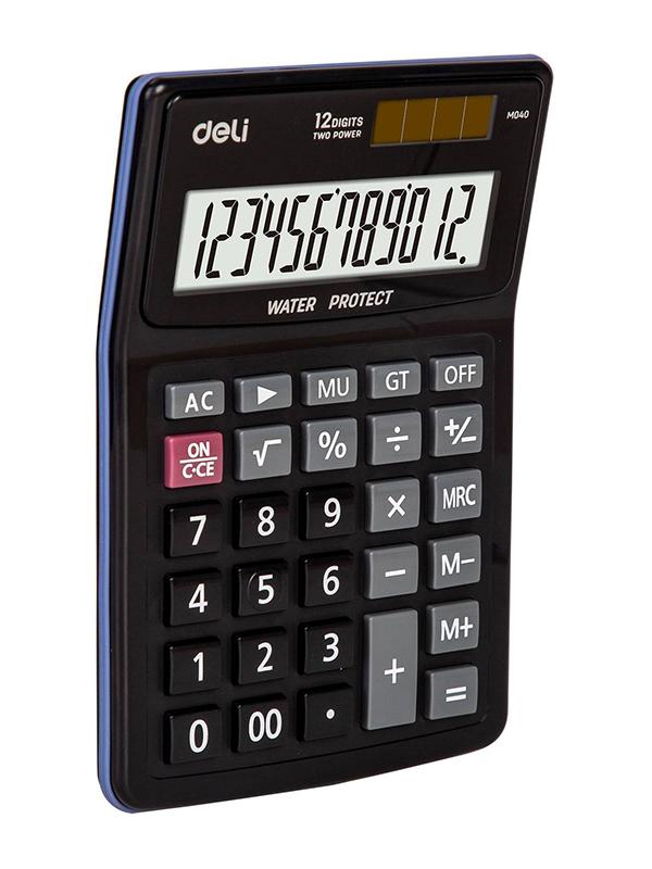 Калькулятор Deli EM04031