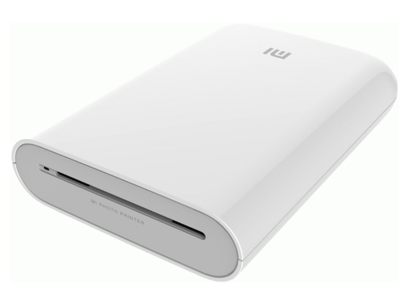 Принтер Xiaomi Mi Portable Photo Printer White TEJ4018GL