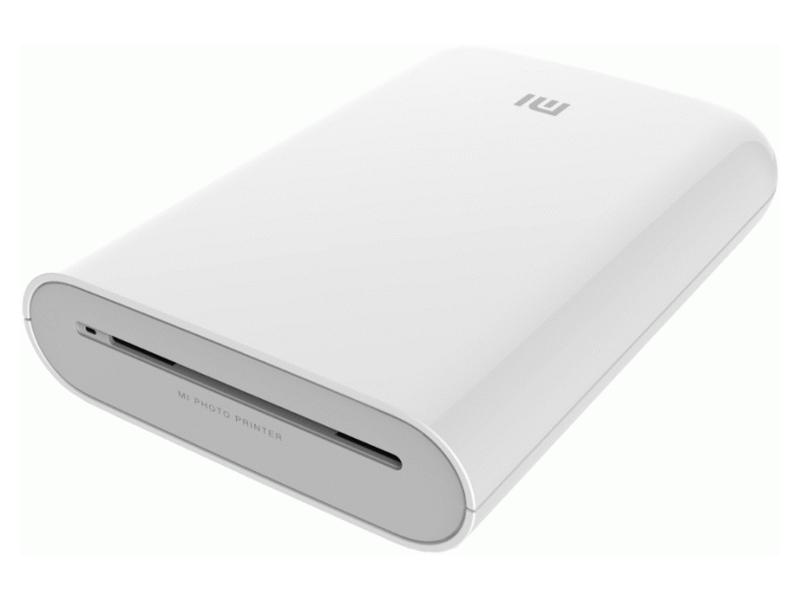 Принтер Xiaomi Mi Portable Photo Printer White TEJ4018GL
