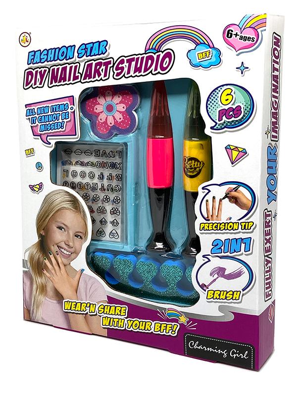 Маникюрный набор Tuko Games Fashion Star S GW0005