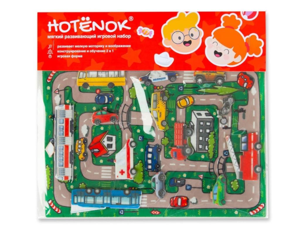 Пособие Hotenok Транспорт на дорогах seh005