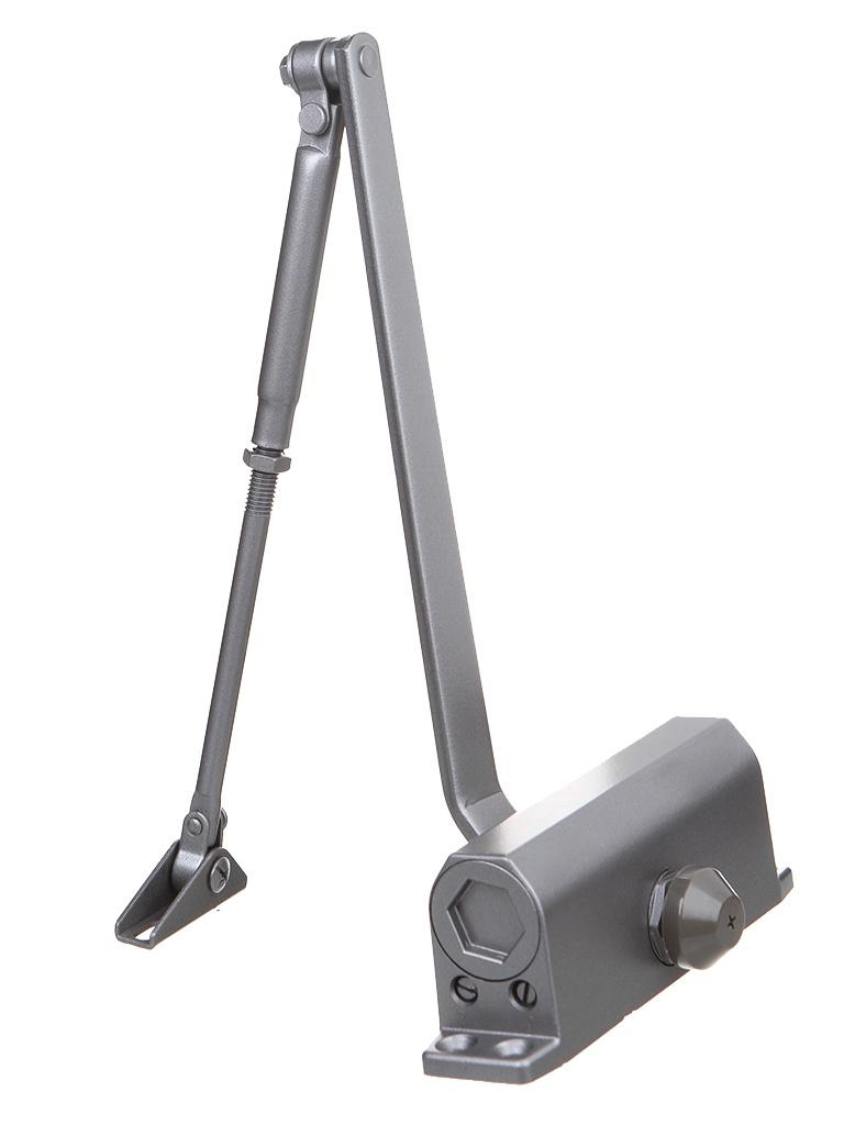 Доводчик дверной Нора-М ISP 440 80-140кг морозостойкий Bronze 17203.