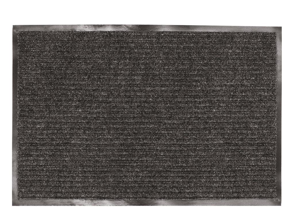 Коврик Лайма 90x120cm ребристый Black 602874