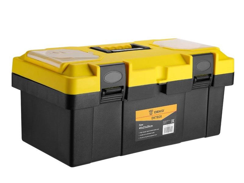 Ящик для инструментов Deko DKTB28 45x23x20cm 065-0833