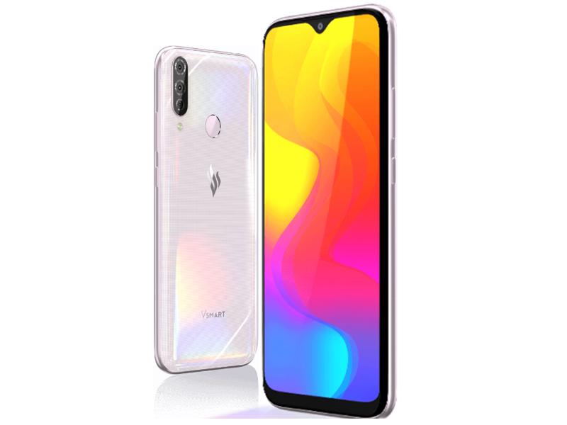 Сотовый телефон Vsmart Joy 3+ 4/64Gb White Pearl