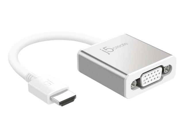 Фото - Аксессуар j5create HDMI - VGA JDA213S аксессуар