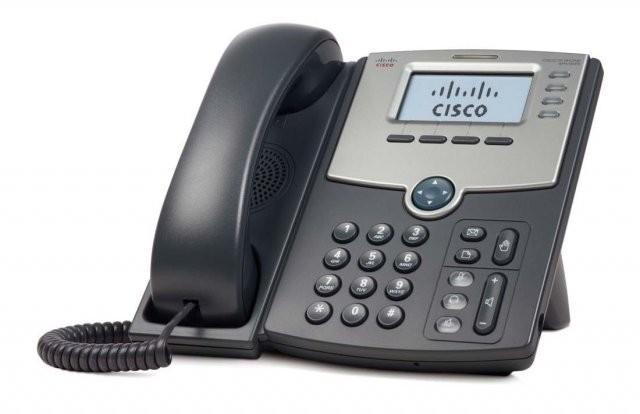 VoIP оборудование Cisco SB SPA502G оборудование