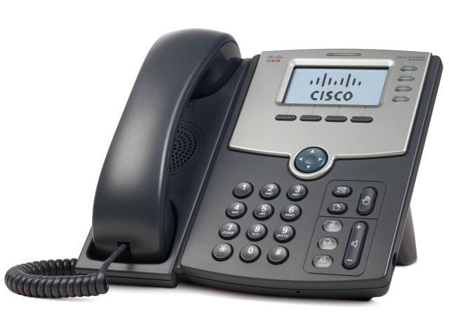 VoIP оборудование Cisco SB SPA504G