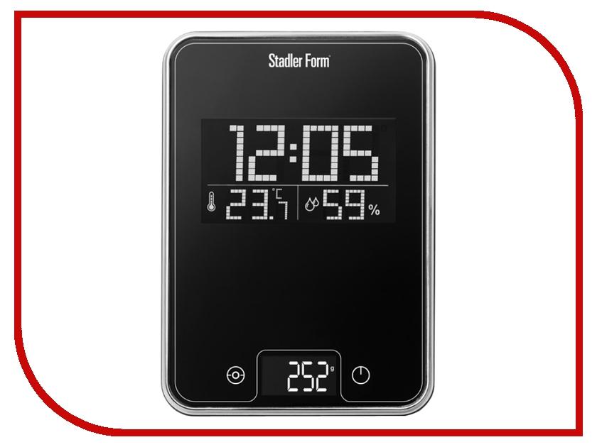 Весы Stadler Form Scale One SFL.0011 Black<br>