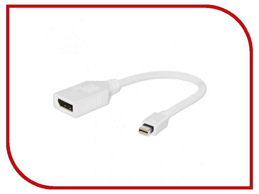 Аксессуар 5bites mini DisplayPort/M / HDMI 19F AP-015