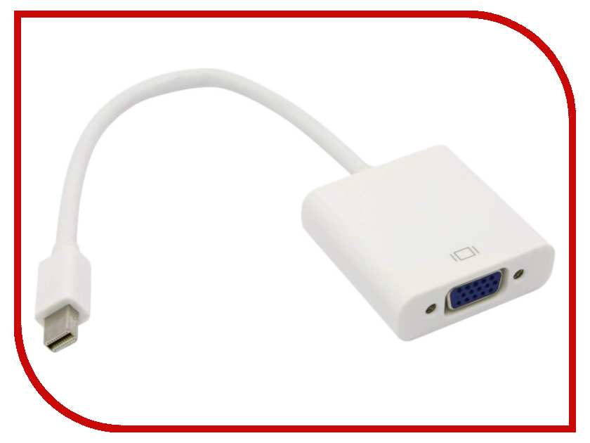 Аксессуар 5bites mini DisplayPort/M - VGA 15F AP-016