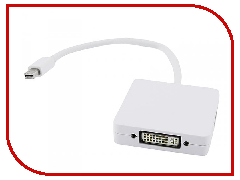 Аксессуар 5bites mini DisplayPort/M - HDMI+DVI+DP/F AP-012<br>