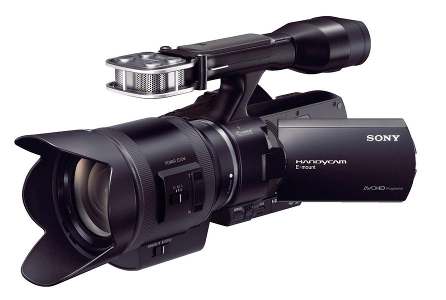 Видеокамера Sony NEX-VG30EH Kit 18-200 mm F/3.5-6.3 E OSS