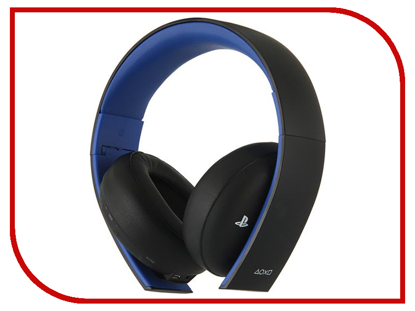 Гарнитура Sony Gold Wireless Stereo Headset Jet Black для Playstation 4 CECHYA-0083 гарнитура yison d7 gold