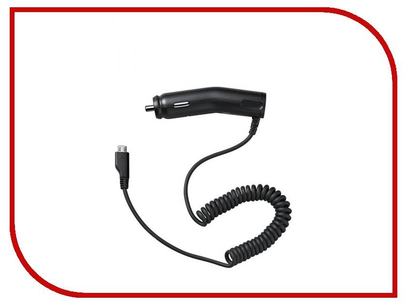 Аксессуар Зарядное устройство автомобильное Samsung micro-USB 1000mA ECA-U16CBEGSTD<br>