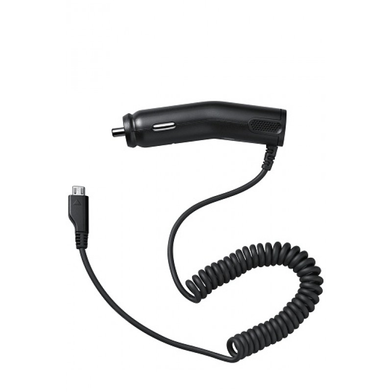 Аксессуар Зарядное устройство автомобильное Samsung micro-USB 1000mA ECA-U16CBEGSTD