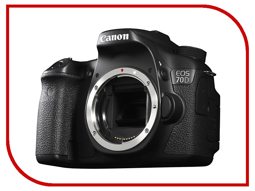 Фотоаппарат Canon EOS 70D BodyФотоаппараты<br><br>