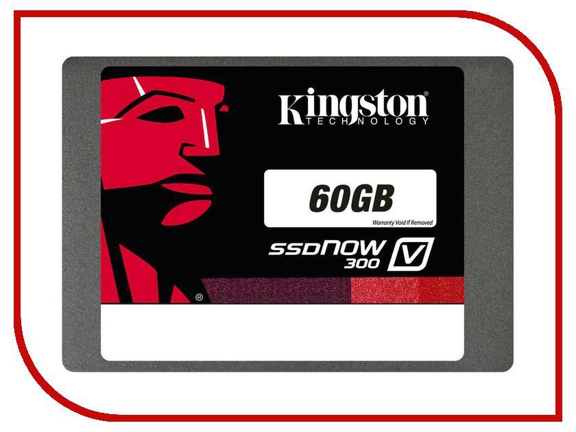 Жесткий диск 60Gb - Kingston SSDNow V300 SV300S37A/60G