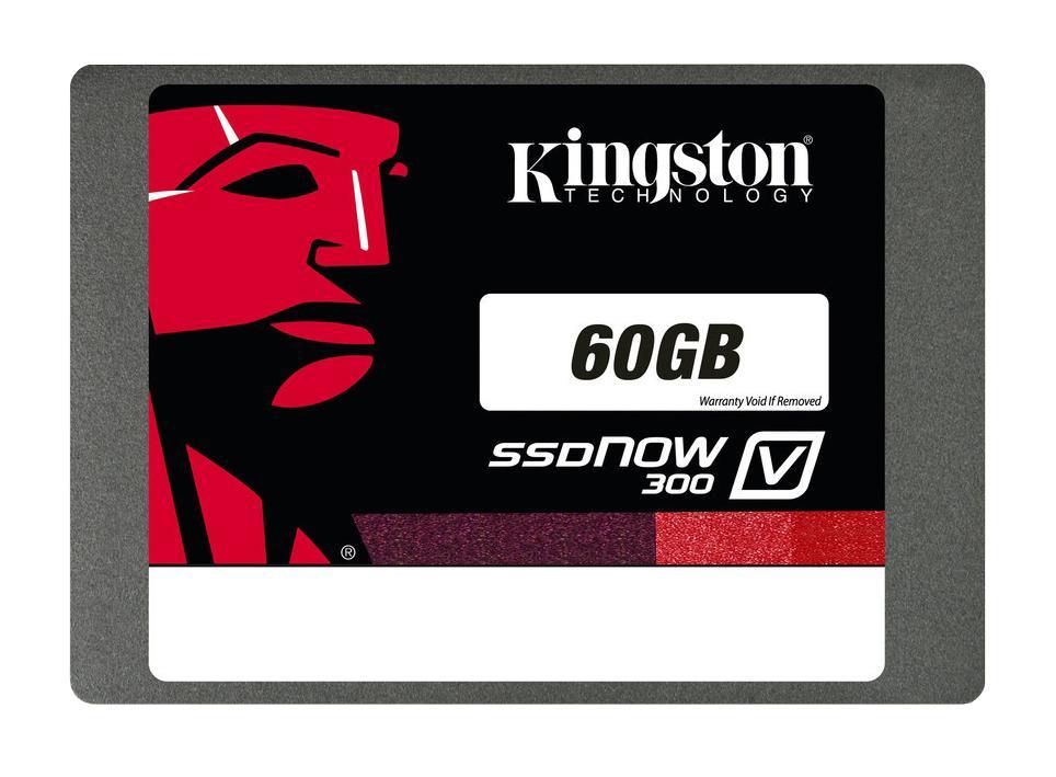 Жесткий диск 60Gb - Kingston SSDNow V300 SV300S37A/60G<br>