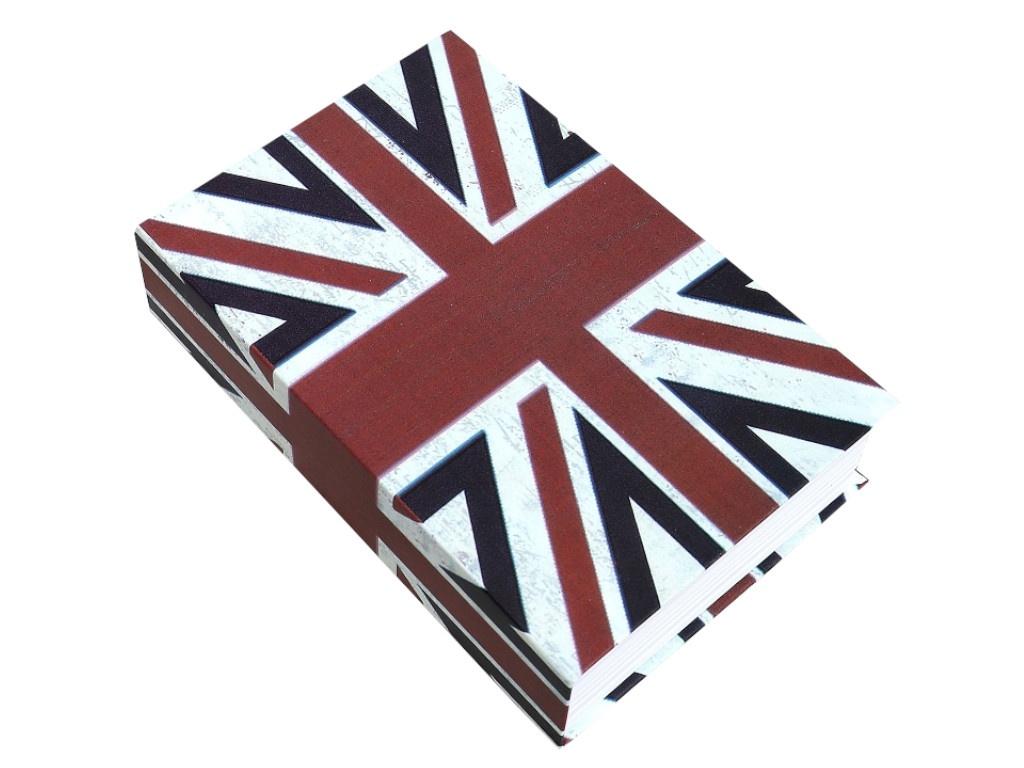 Сейф-книга Эврика Английский флаг 99972